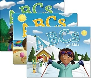 Cover: ABC Adventures Spring 2020 New Releases — Hardcover Set