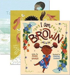 Cover: Lantana Global Picture Books Spring 2020 New Releases — Hardcover Set