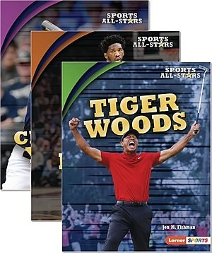 Cover: Sports All-Stars (Lerner ™ Sports) Spring 2020 New Releases — Library Bound Set