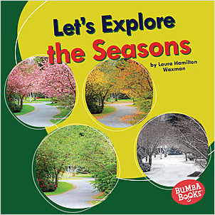 Cover: Let's Explore the Seasons