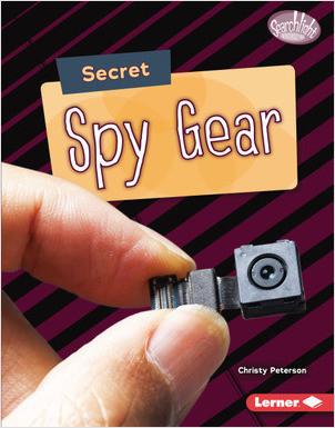 Cover: Secret Spy Gear