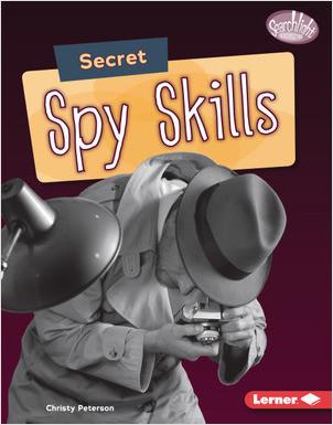 Cover: Secret Spy Skills