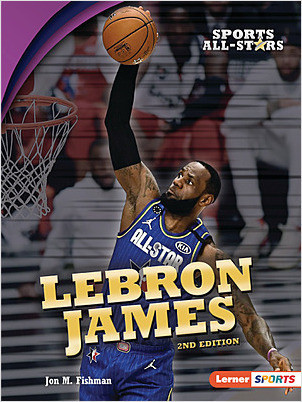 Cover: LeBron James, 2nd Edition