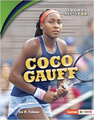 Cover: Coco Gauff