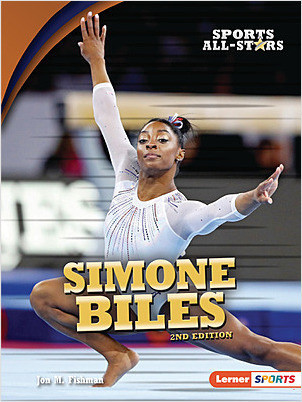 Cover: Simone Biles, 2nd Edition