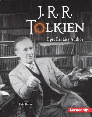 Cover: J. R. R. Tolkien: Epic Fantasy Author