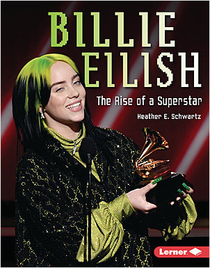 Cover: Billie Eilish: The Rise of a Superstar
