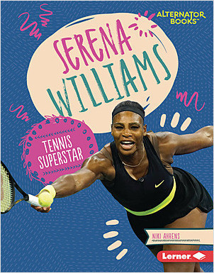 Cover: Serena Williams: Tennis Superstar