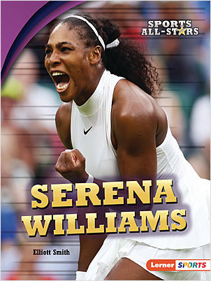 Cover: Serena Williams