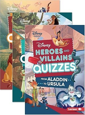 Cover: Disney Quiz Magic — Paperback Set