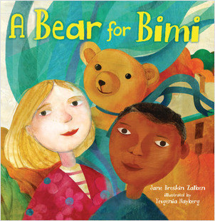 Cover: A Bear for Bimi