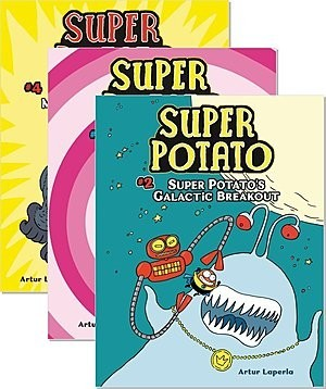 Cover: Super Potato — Paperback Set