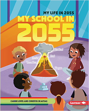Cover: My School in 2055
