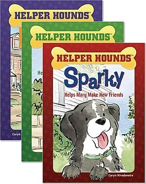 Cover: Helper Hounds — Library Bound Set