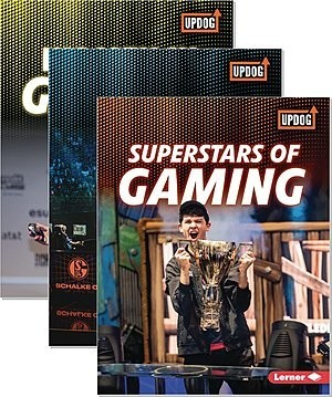 Cover: The Best of Gaming (UpDog Books ™) — Library Bound Set