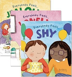 Cover: Everybody Feels . . . — Library Bound Set