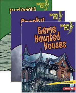 Cover: Lightning Bolt Books ® — Spooked! — Library Bound Set