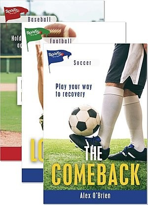Cover: Lorimer Sports Stories — Hardcover Set
