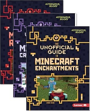 Cover: My Minecraft (Alternator Books ®) — Library Bound Set