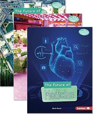 Cover: Searchlight Books ™ — Future Tech — Library Bound Set