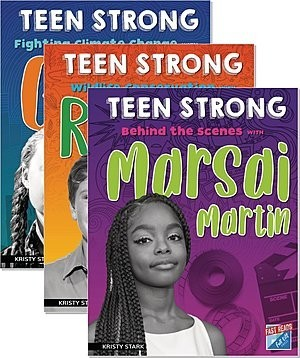 Cover: Teen Strong — Hardcover Set