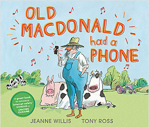 Cover: Old Macdonald Had a Phone