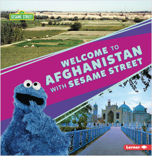 Cover: Welcome to Afghanistan with Sesame Street ®