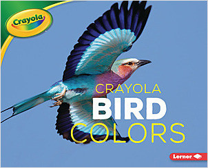 Cover: Crayola ® Bird Colors