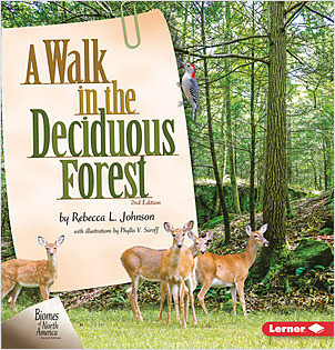 Cover: A Walk in the Deciduous Forest, 2nd Edition