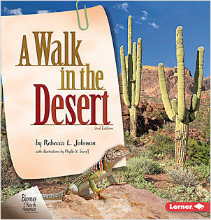 Cover: A Walk in the Desert, 2nd Edition