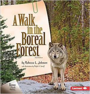 Cover: A Walk in the Boreal Forest, 2nd Edition