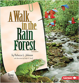Cover: A Walk in the Rain Forest, 2nd Edition