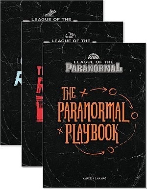Cover: League of the Paranormal — Library Bound Set