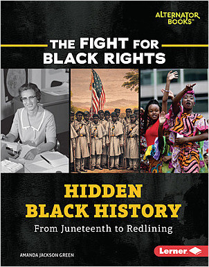 Cover: Hidden Black History: From Juneteenth to Redlining