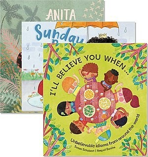 Cover: Lantana Global Picture Books — Hardcover Set