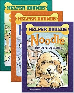 Cover: Helper Hounds — Hardcover Set