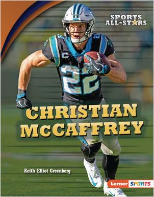 Cover: Christian McCaffrey