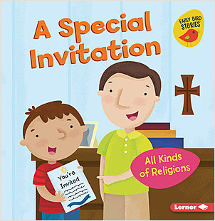 Cover: A Special Invitation: All Kinds of Religions