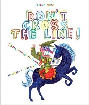 Cover: Don't Cross the Line!