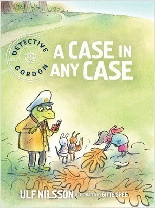 Cover: Detective Gordon: A Case in Any Case