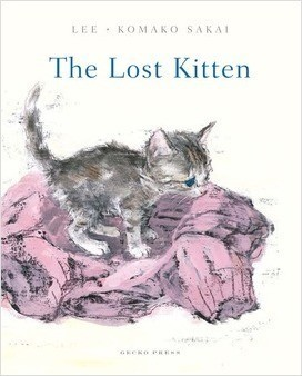 Cover: The Lost Kitten