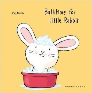 Cover: Bathtime for Little Rabbit