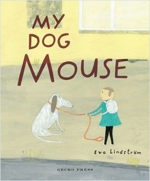 Cover: My Dog Mouse