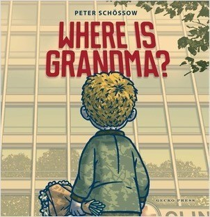 Cover: Where Is Grandma?