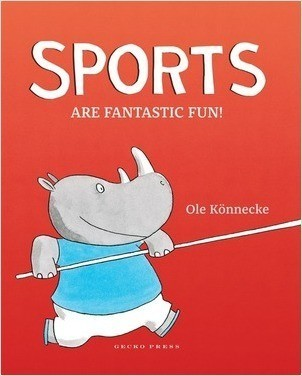 Cover: Sports Are Fantastic Fun!