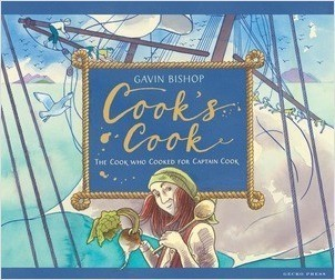 Cover: Cook's Cook: The Cook Who Cooked for Captain Cook