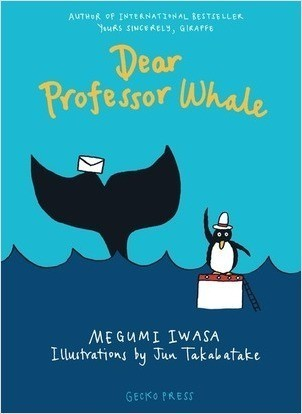 Cover: Dear Professor Whale