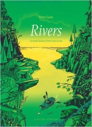 Cover: Rivers: A Visual History from River to Sea