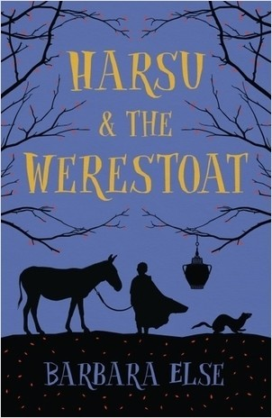 Cover: Harsu and the Werestoat