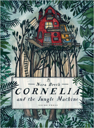 Cover: Cornelia and the Jungle Machine
